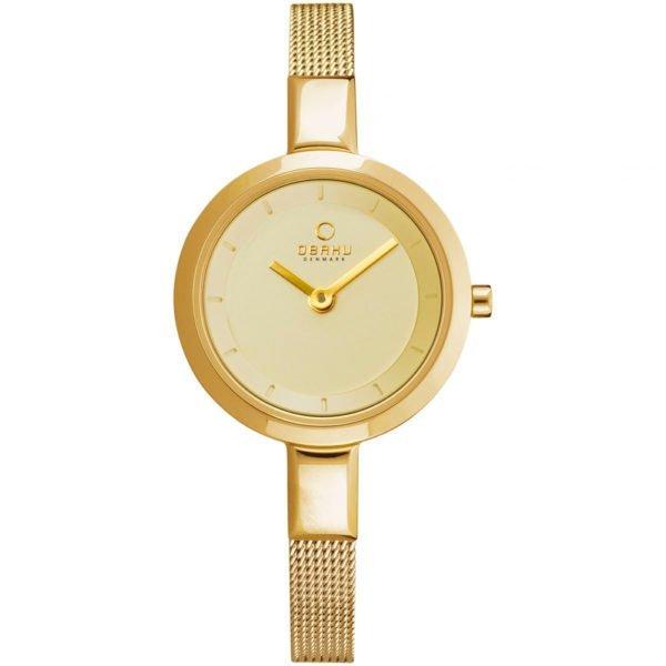 Женские наручные часы OBAKU  V129LXGGMG