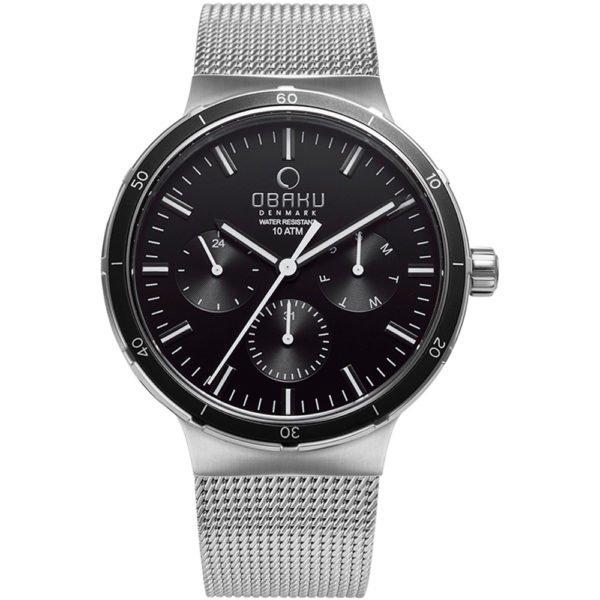 Мужские наручные часы OBAKU  V220GMCBMC