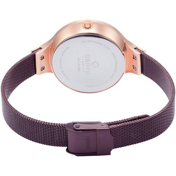 Женские наручные часы OBAKU  V221LRVNMN