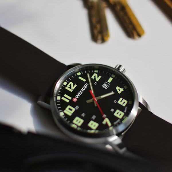 Мужские наручные часы WENGER Avenue W01.1641.110 - Фото № 6
