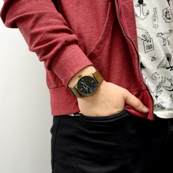 Мужские наручные часы NIXON Sentry A105-2950-00 - Фото № 9
