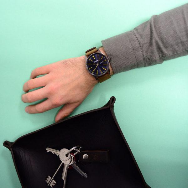 Мужские наручные часы NIXON Sentry A105-2984-00 - Фото № 9