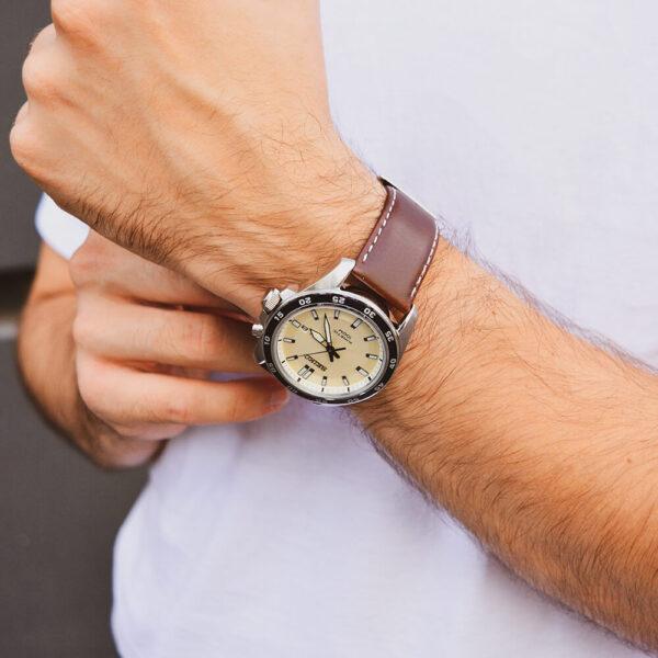 Мужские наручные часы SEIKO CS Sports Kinetic SKA787P1 - Фото № 8