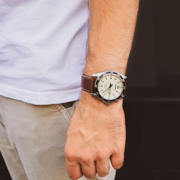Мужские наручные часы SEIKO CS Sports Kinetic SKA787P1 - Фото № 10