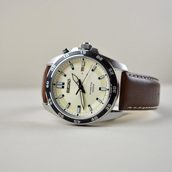 Мужские наручные часы SEIKO CS Sports Kinetic SKA787P1 - Фото № 9