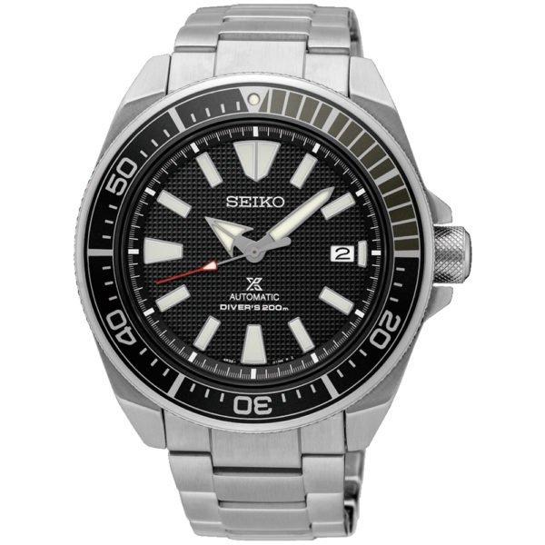 Мужские наручные часы SEIKO Prospex Samurai SRPF03K1 - Фото № 8