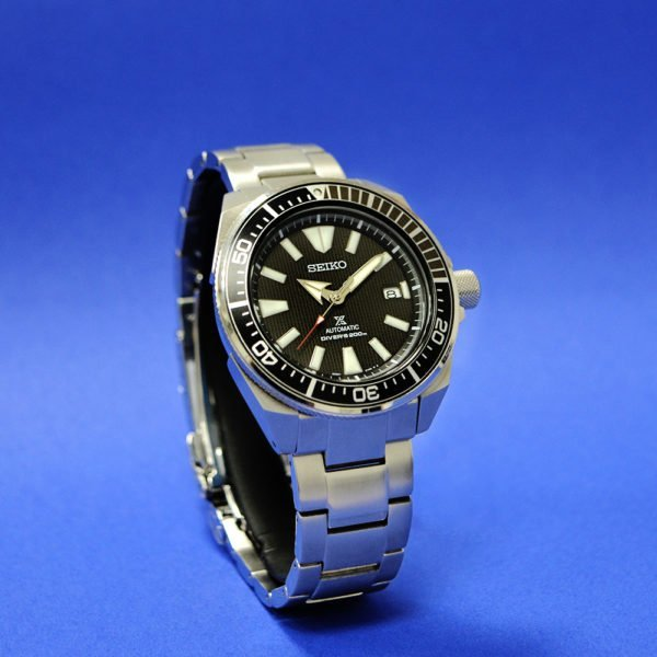 Мужские наручные часы SEIKO Prospex Samurai SRPF03K1 - Фото № 12