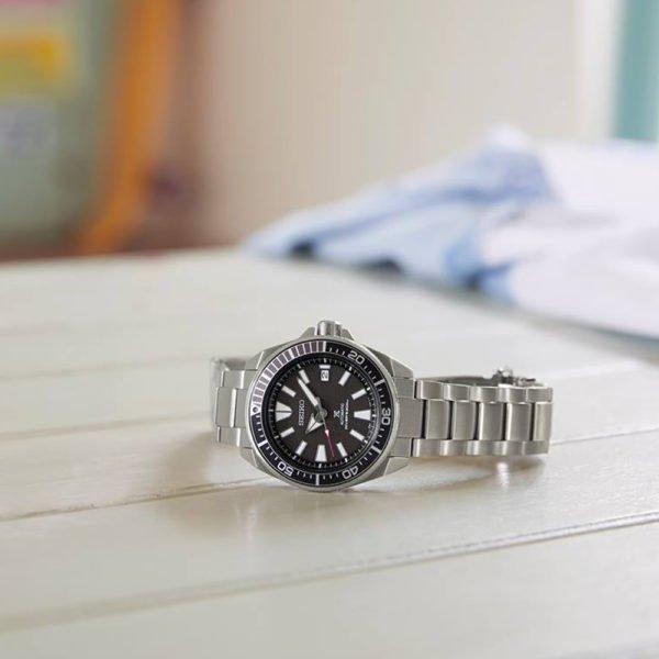 Мужские наручные часы SEIKO Prospex Samurai SRPF03K1 - Фото № 10