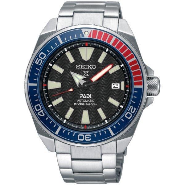 Мужские наручные часы SEIKO Prospex Samurai PADI Edition SRPF09K1 - Фото № 9