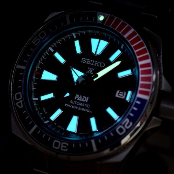 Мужские наручные часы SEIKO Prospex Samurai PADI Edition SRPF09K1 - Фото № 14