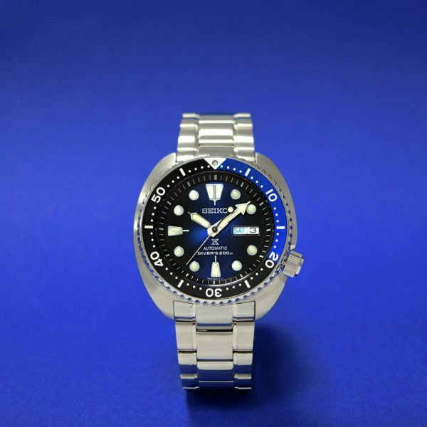 Мужские наручные часы SEIKO Prospex Turtle SRPF15K1 - Фото № 7