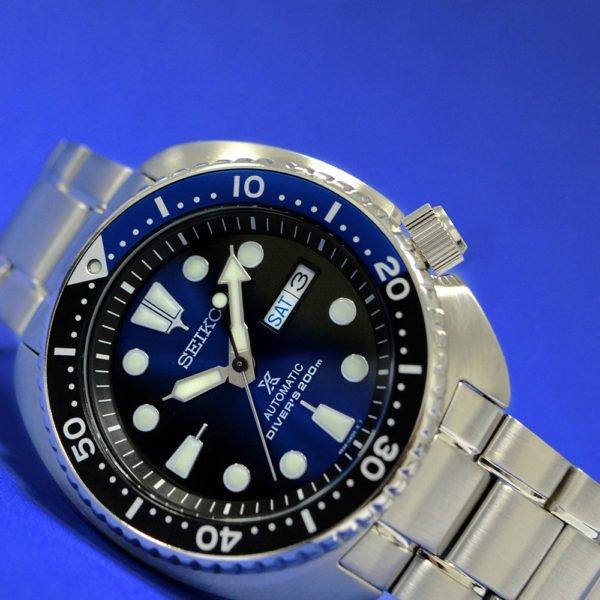 Мужские наручные часы SEIKO Prospex Turtle SRPF15K1 - Фото № 8