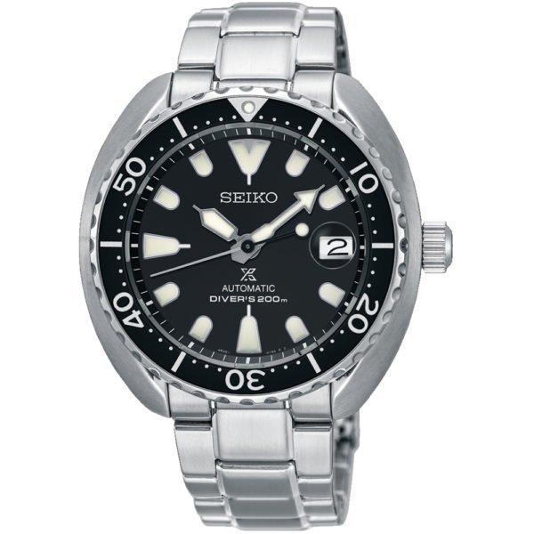 Мужские наручные часы SEIKO Prospex Baby Turtle SRPC35K1 - Фото № 7