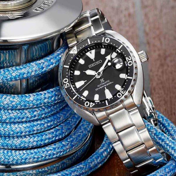 Мужские наручные часы SEIKO Prospex Baby Turtle SRPC35K1 - Фото № 9