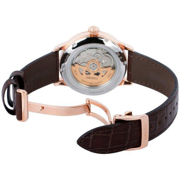 Мужские наручные часы SEIKO Presage Cocktail Time Side Car SSA346J1 - Фото № 12