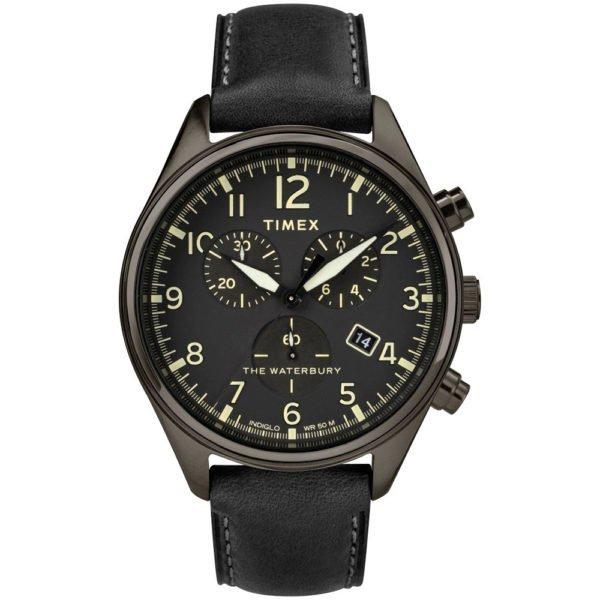 Мужские наручные часы Timex WATERBURY Tx2r88400 - Фото № 4