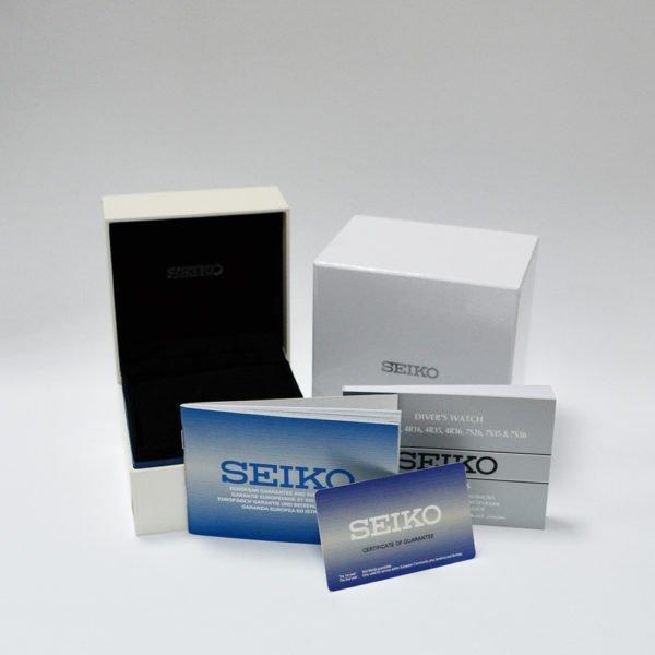 Мужские наручные часы SEIKO Prospex Baby Turtle SRPC35K1 - Фото № 13