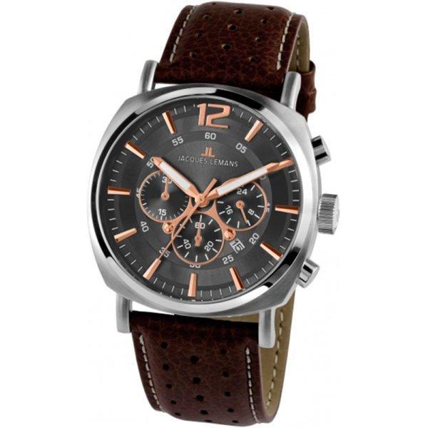 Мужские наручные часы JACQUES LEMANS Lugano 1-1645.1H