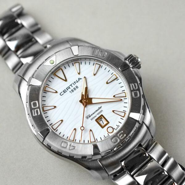 Женские наручные часы CERTINA Aqua DS Action Lady C032.251.11.011.01 - Фото № 12