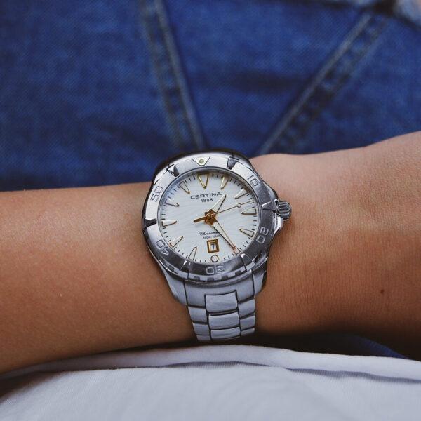 Женские наручные часы CERTINA Aqua DS Action Lady C032.251.11.011.01 - Фото № 10
