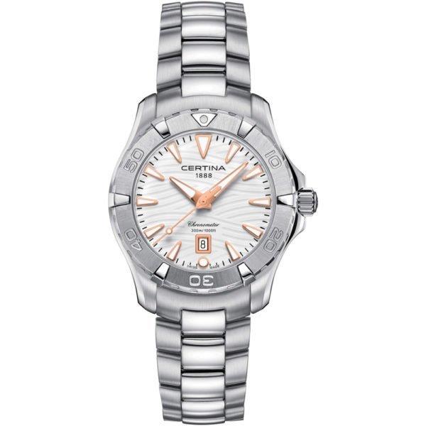 Женские наручные часы CERTINA Aqua DS Action Lady C032.251.11.011.01 - Фото № 7