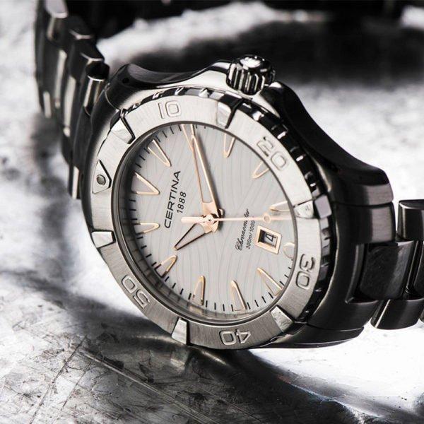 Женские наручные часы CERTINA Aqua DS Action Lady C032.251.11.011.01 - Фото № 9