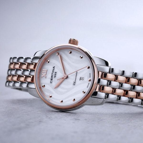 Женские наручные часы CERTINA Urban DS-8 Lady C033.051.22.118.00 - Фото № 7