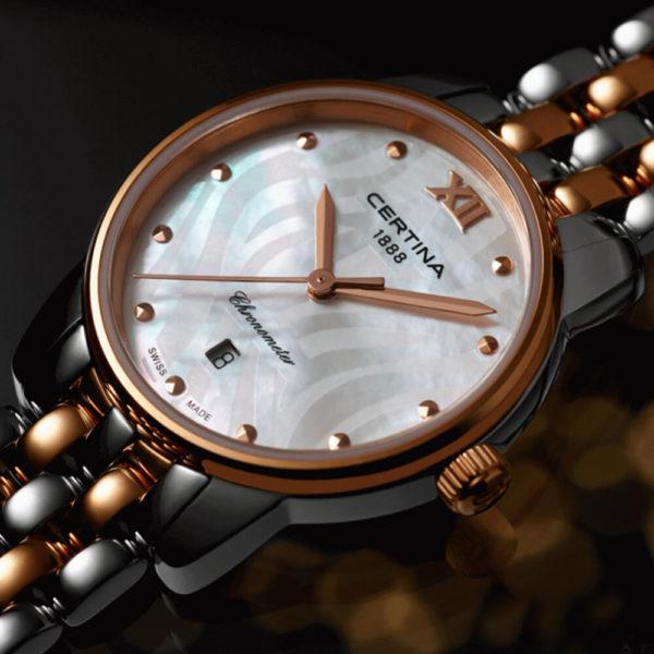 Женские наручные часы CERTINA Urban DS-8 Lady C033.051.22.118.00 - Фото № 6
