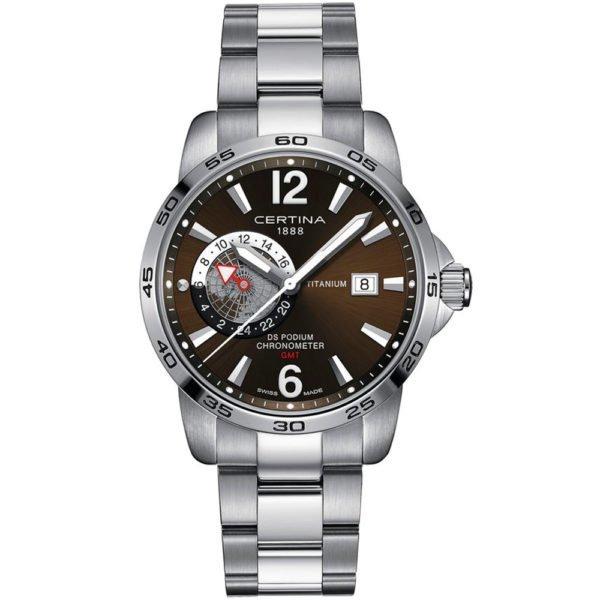 Мужские наручные часы CERTINA Sport DS Podium C034.455.44.087.00