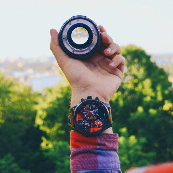 Мужские наручные часы DIESEL Boltdown DZ7417 - Фото № 7