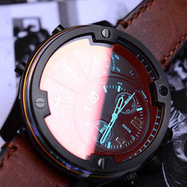 Мужские наручные часы DIESEL Boltdown DZ7417 - Фото № 9