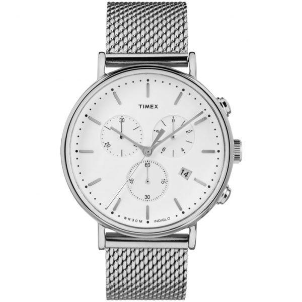 Мужские наручные часы Timex FAIRFIELD Tx2r27100 - Фото № 4