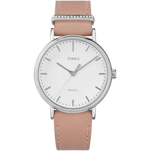 Женские наручные часы Timex FAIRFIELD Tx2r70400 - Фото № 4