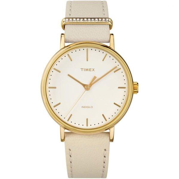 Женские наручные часы Timex FAIRFIELD Tx2r70500 - Фото № 4