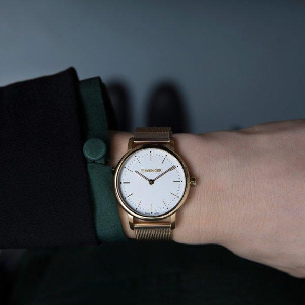 Женские наручные часы WENGER Urban Donnissima W01.1721.113