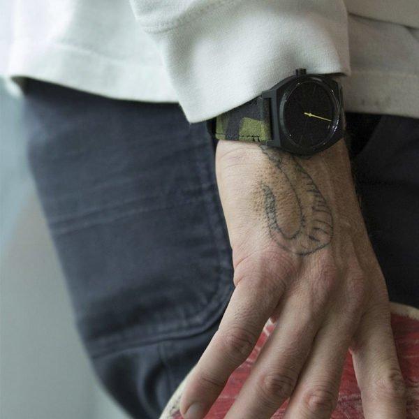 Мужские наручные часы NIXON Time Teller A045-3054-00 - Фото № 8