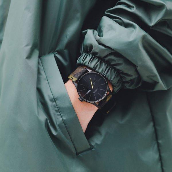 Мужские наручные часы NIXON Sentry A105-3054-00 - Фото № 9