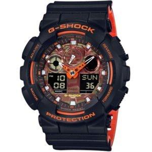 Часы Casio GA-100BR-1AER