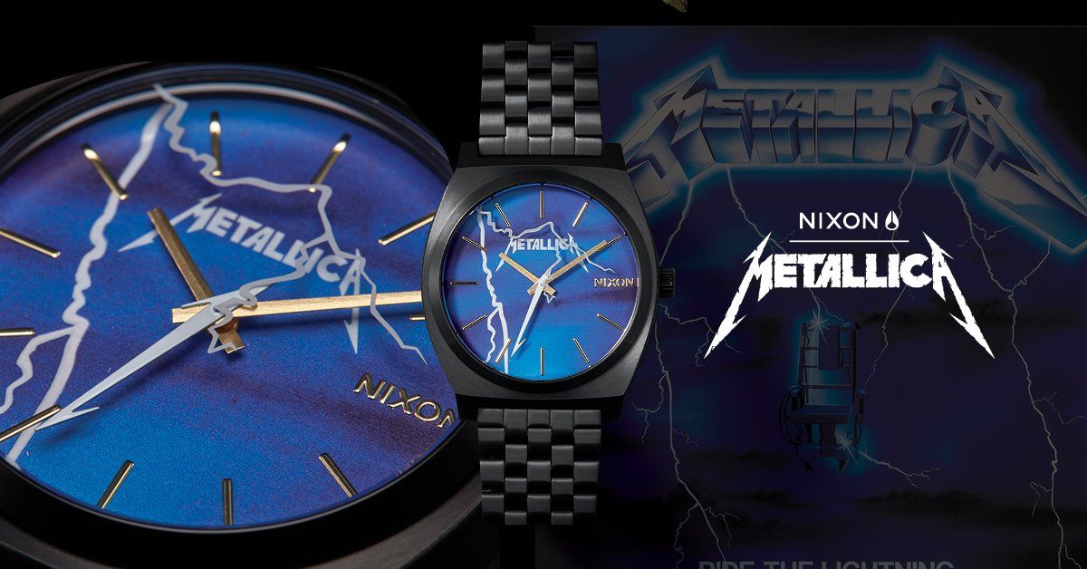metallica nixon_A045-3107-00