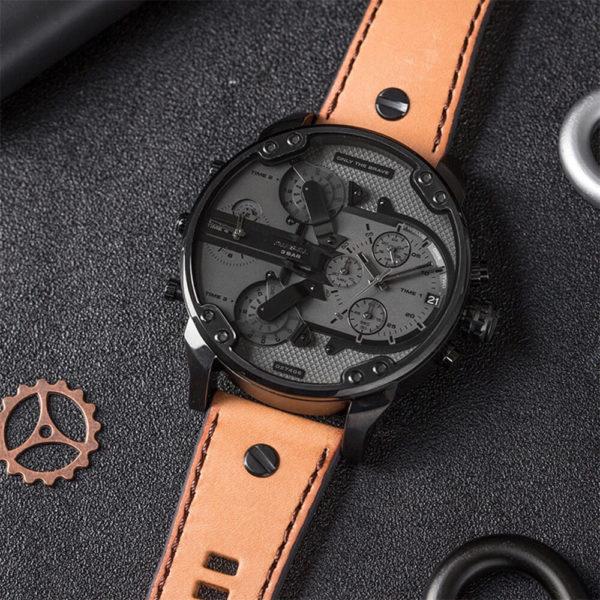 Мужские наручные часы DIESEL Mr. Daddy DZ7406 - Фото № 6