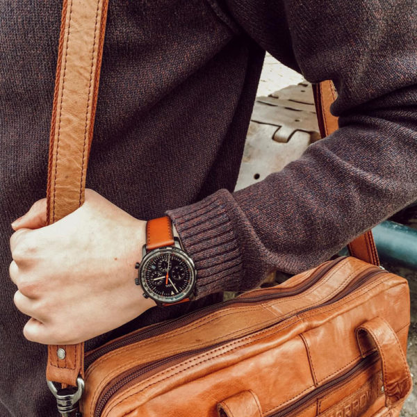 Мужские наручные часы FOSSIL Goodwin FS5501 - Фото № 6