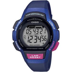 Часы Casio LWS-1000H-2AVEF