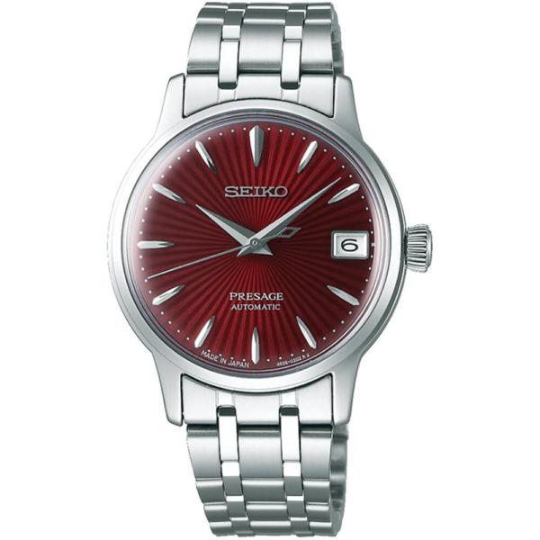 Женские наручные часы SEIKO Presage Cocktail Time Kir Royal SRP853J1 - Фото № 8