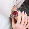 Женские наручные часы SEIKO Presage Cocktail Time Kir Royal SRP853J1 - Фото № 2
