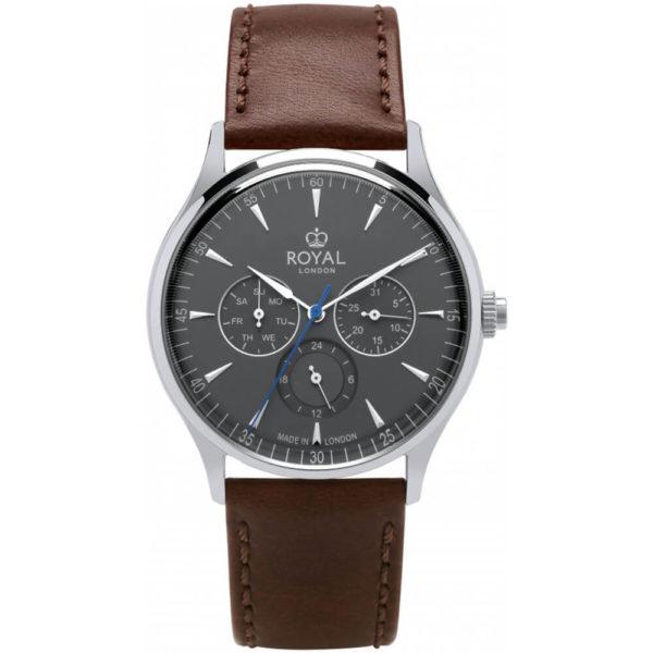 Мужские наручные часы ROYAL LONDON Classic 41409-01