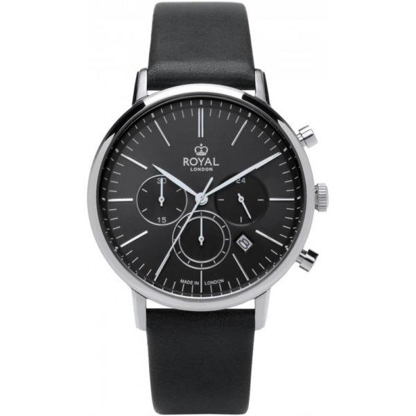 Мужские наручные часы ROYAL LONDON Classic 41456-02