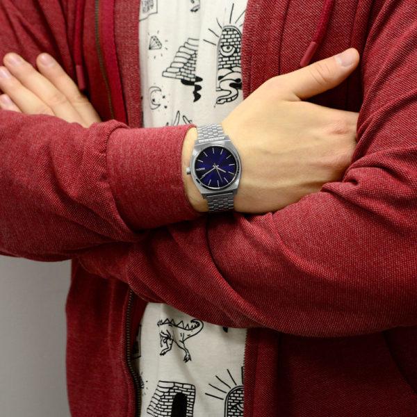 Мужские наручные часы NIXON Time Teller A045-1258-00 - Фото № 11