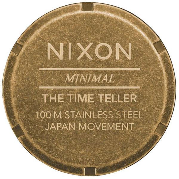 Мужские наручные часы NIXON Time Teller A045-3053-00 - Фото № 16