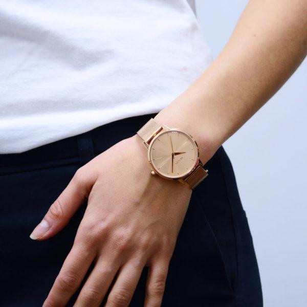 Женские наручные часы NIXON Kensington A1229-897-00 - Фото № 9