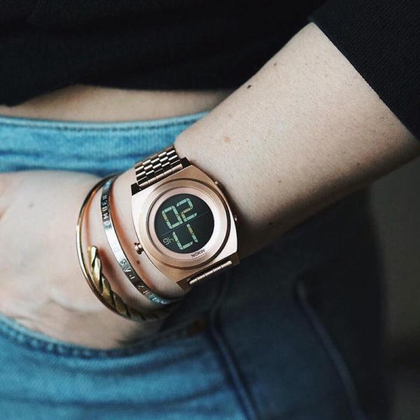Мужские наручные часы NIXON Time Teller A948-897-00 - Фото № 9